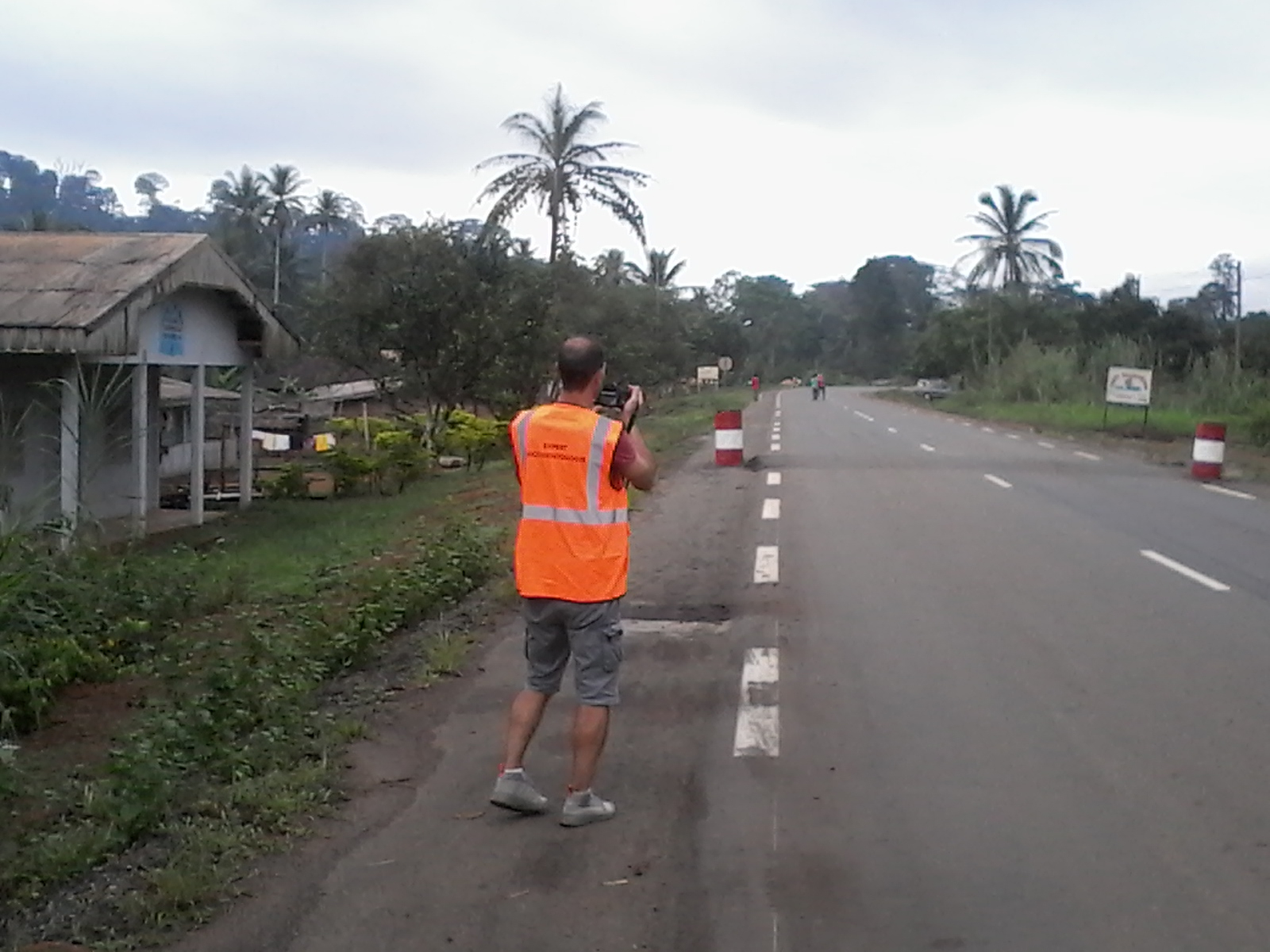 Road safety audit in Cameroon